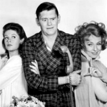 Samantha, Darrin and Endora