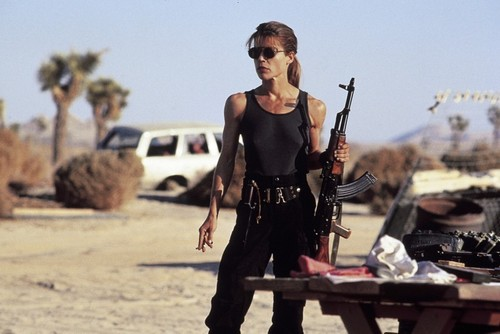 Sarah Connor - Film