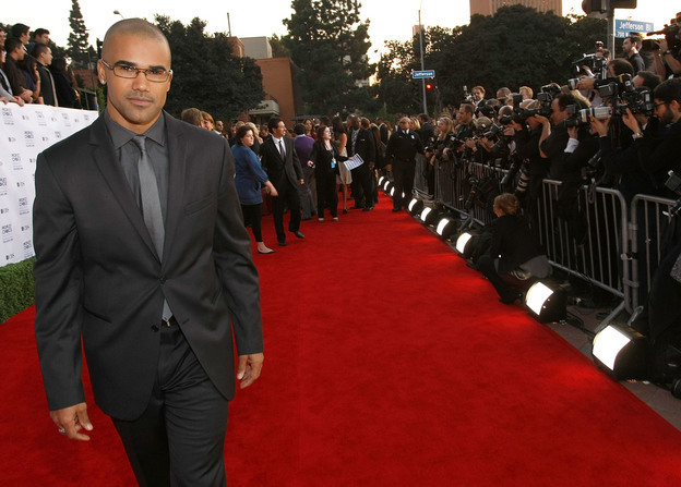 Shemar Moore - 35th Annual People's Choice Awards