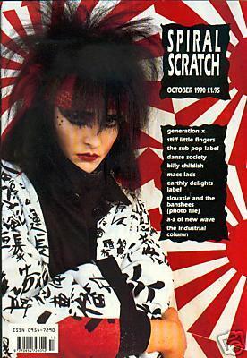 Spiral Scratch magazine