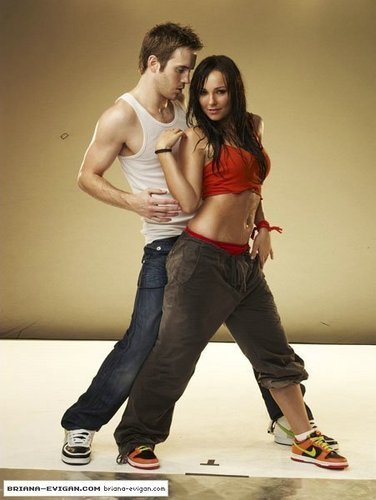 Briana Evigan wallpaper called Step Up 2 promoshoot