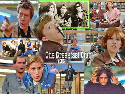 The Breakfast Club wallpaper - the-breakfast-club Wallpaper