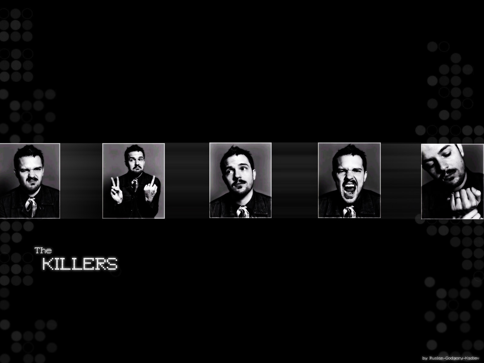 The Killers  The Killers Wallpaper (3418938)  Fanpop
