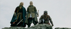 The Two Towers: The Wolves of Isengard