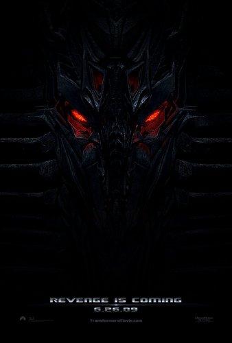 Transformers: Revenge of the Fallen New Poster