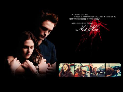 Twilight - Not Her