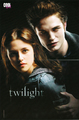 "Twilight Poster in ""Cool Girl"" 2009 (Romania) - twilight-series photo"