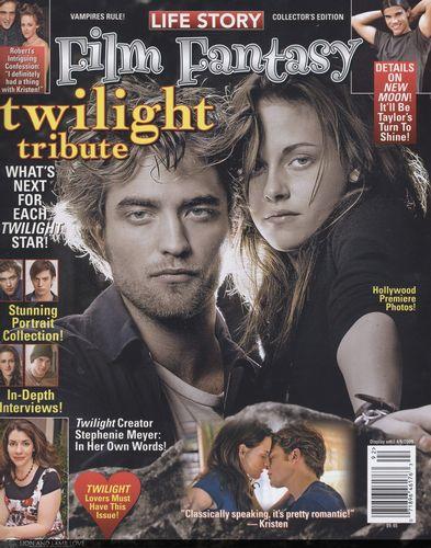 """Twilight in """"Film Fantasy"""" 2009"""