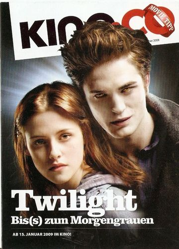 Twilight in Kino & Co 2009 (Germany)