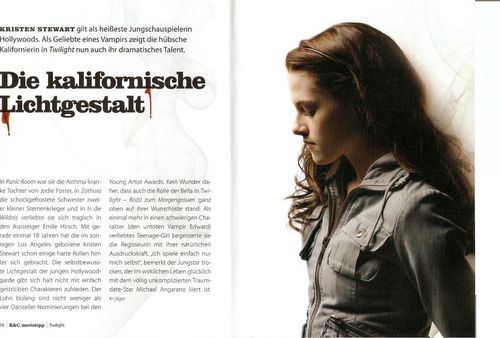 Twilight in Kino & Co 2009 (Germany)