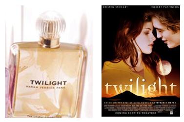 Twilight perfum