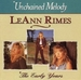 Unchained Melody Album Cover - leann-rimes icon
