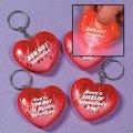 Valentine's Day Keychains