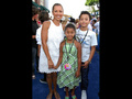 Vanessa with her children - vanessa-williams photo
