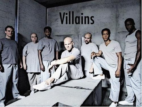 Villains achtergrond