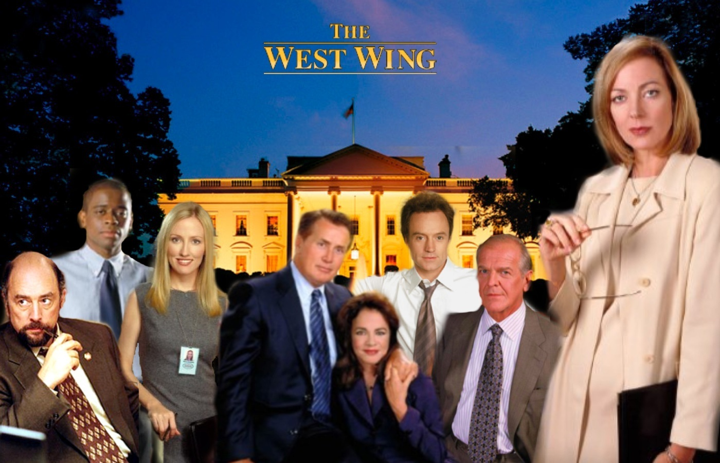 West Wing - allison-janney Photo
