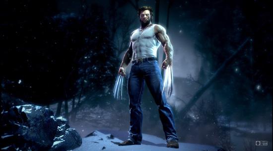 X Men Origins Game Systems 14