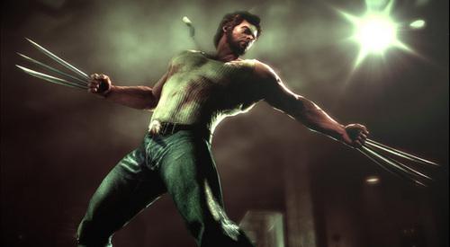 X Men Origins Wolverine Wallpaper Titled Game 360 Screenshot