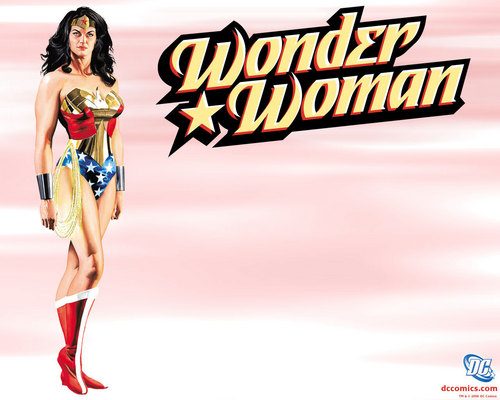 Wonder Wallpaper - wonder-woman Wallpaper