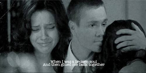 Brucas wallpaper possibly containing a portrait entitled brucas♥