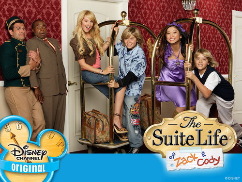 The Suite Life of Zack & Cody wallpaper titled hello