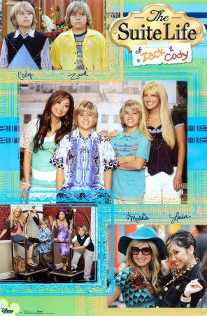 The Suite Life of Zack & Cody দেওয়ালপত্র possibly containing জীবন্ত entitled hello