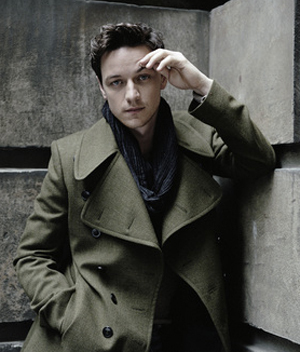 James McAvoy wallpaper containing a trench coat entitled james mcavoy