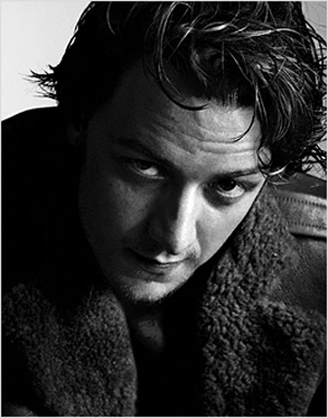 James Mcavoy top wallpapers 2010