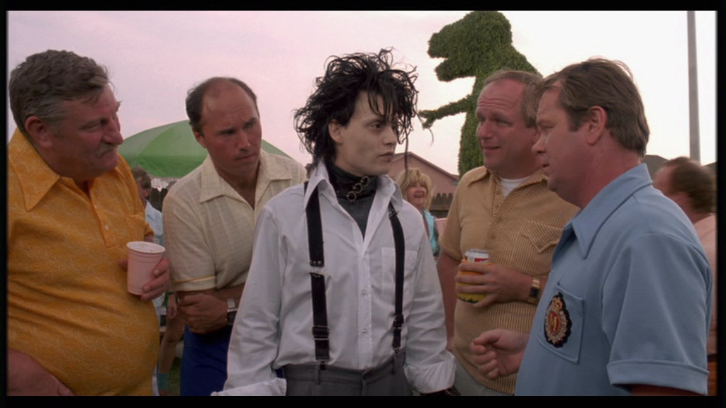 Edward essay scissorhands
