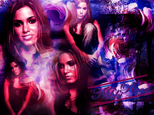 nikki reed - rosalie-hale Wallpaper