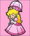 pink princess peach