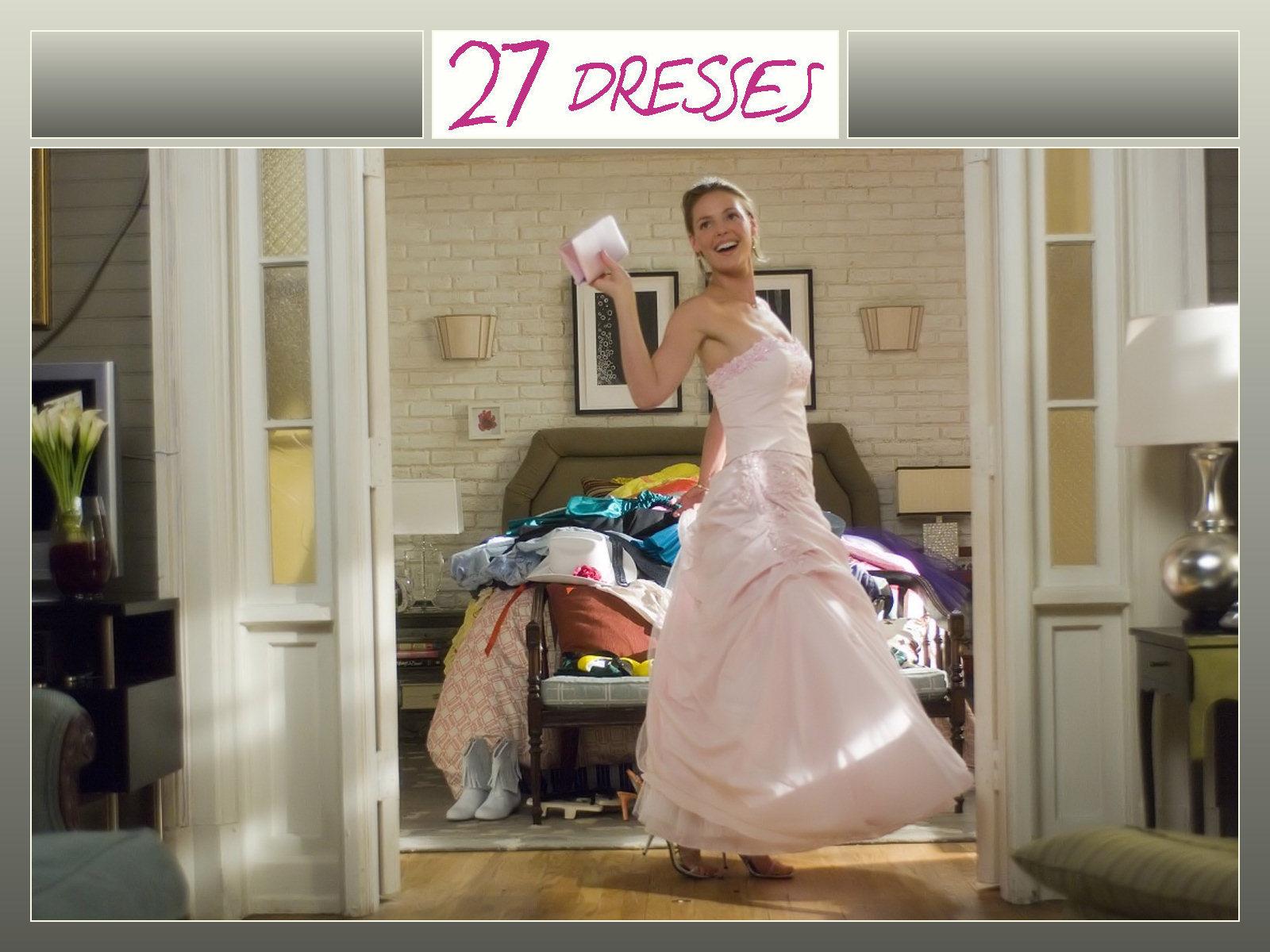 27 Dresses वॉलपेपर
