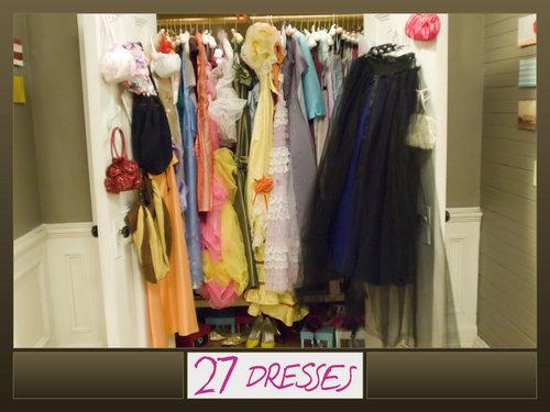 27 Dresses 바탕화면