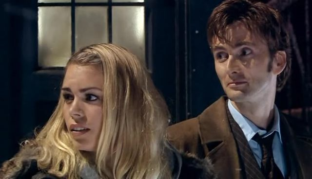 Doctor Who The Christmas Invasion.2x00 The Christmas Invasion Screencaps Doctor Rose