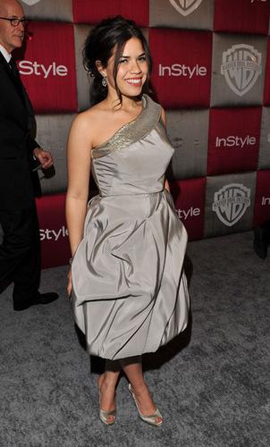 America Ferrera @ the 66th Annual Golden Globes