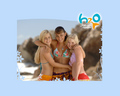 Best Friends - h2o-rikki-cleo-emma-and-charlotte wallpaper