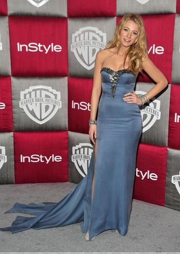Blake at the Golden Globes