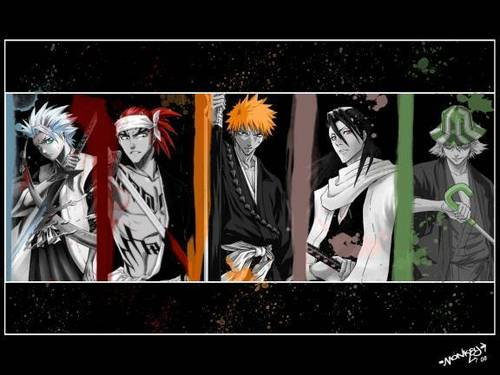 Bleach Guys - bleach-anime Photo