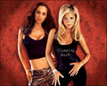 Buffy and Faith