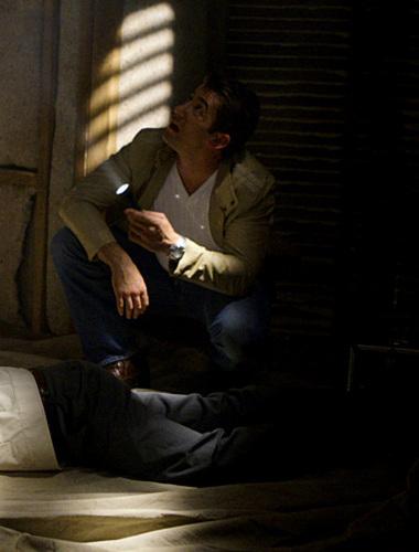 "CSI: MIAMI - Episode 7.14 - ""Smoke Gets in Your CSIs"""
