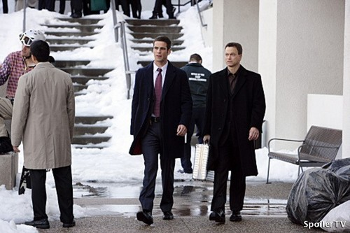 "CSI: NY - Episode 5.13 - ""Rush To Judgement"""