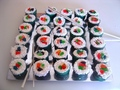 Californian Rolls - cupcakes photo