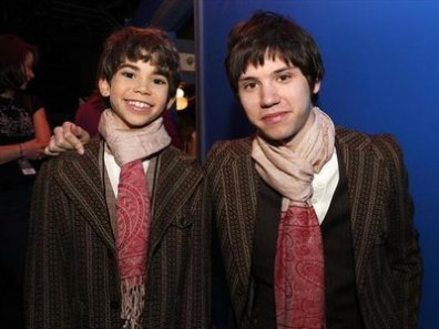 Cameron and Ryan