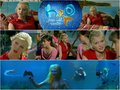 Cleo wants more fish for her - h2o-rikki-cleo-emma-and-charlotte wallpaper