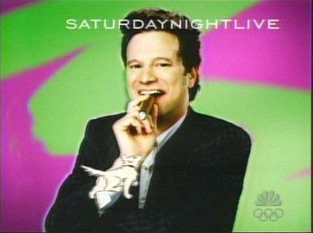 Colin Firth on SNL