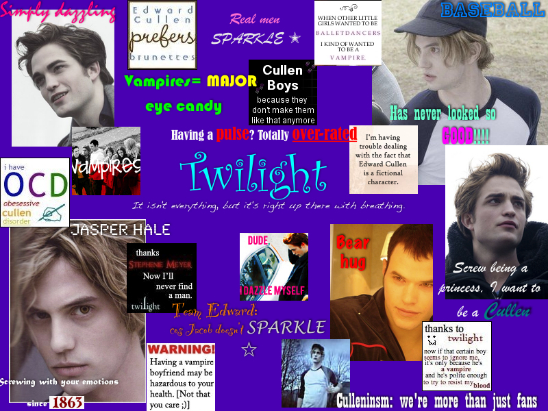 the boys of twilight