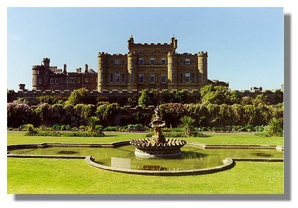 Scotland wallpaper probably containing a manor, a chateau, and a quad called Culzean kastil, castle ~ Ayrshire