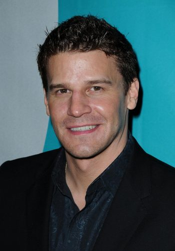 David Boreanaz @ 2009 renard Winter All-Star Party
