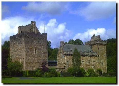 Dean kastil, castle ~ Ayrshire