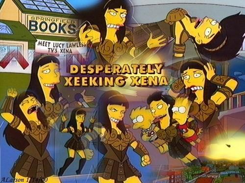 Desperately Xeeking Xena